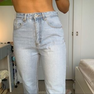 Beginning boutique jeans